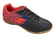 Tenis Futsal Dray 371 - Cor:Preto - Tamanho:41 -