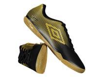 Tenis Futsal Umbro 827848 f5 Light /dourado -