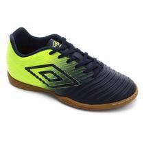 Tenis Futsal Umbro 884062 Fifty Iii /limao -