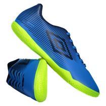 Tenis Futsal Umbro 884309 f5 Light /verde -