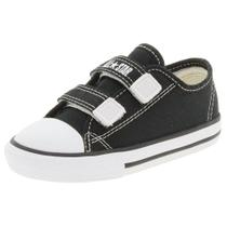 Tênis Infantil Baby All Star Converse - CK0508 PRETO - Converse All Star