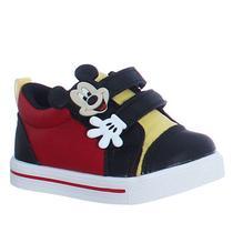 Tenis Infantil bebe Masculino Mickey meninos - Lj