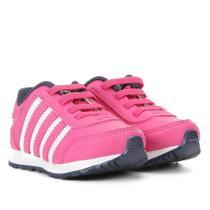 Tênis Infantil Dok Jogging Listras Feminino -