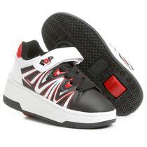 Tênis Infantil Heelys Skate Pop Rodinhas Retráteis -