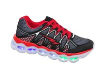 Tênis Infantil Masculino com Luzes de Led  MP1717A - AS014 - Mini pe