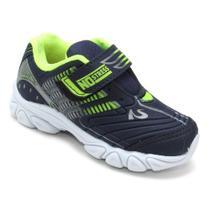 Tênis Infantil No Stress Jogging -