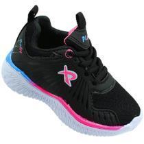 Tênis Infantil Play Baby Jogging Feminino -