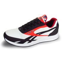 Tênis Masculino East Jaguar Caminhada Branco -