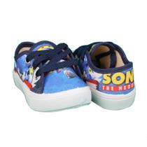 Tênis Masculino Infantil Menino Bebê Sonic 275B - Av