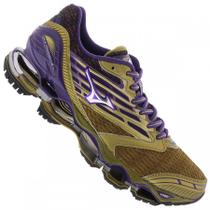 Tênis Mizuno Wave Prophecy 5 Golden Runners Feminino Original