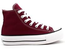 Tênis Plataforma All Star Converse CT1200 Bordo - All star - converse