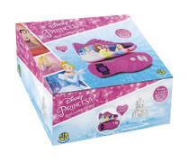 Tênis Princesas Disney com Luzes e Rodinhas Tamanho 32 - DTC -