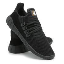 Tênis Sneaker Caminhada Super Leve Calce Fácil Conforto - Simon vergan