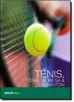 Tênis, Tênis de Mesa e Badminton - Sesi