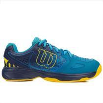 Tenis Wilson K Energy Masculino Azul -