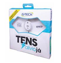 Tens Eletroestimulador Portátil Alívio de Dores Musculares GTECH -