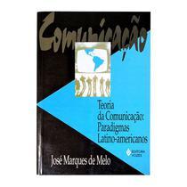 Teoria da Comunicação: Conceitos, Escolas e Tendências 5ª Edição - Vários Autores - Editora Vozes -