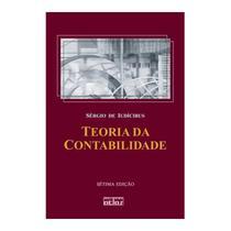 Teoria da Contabilidade 8ª Edição - Sérgio de Iudícibus - Editora Atlas -