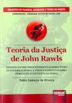 Teoria da Justiça de John Rawls - Juruá
