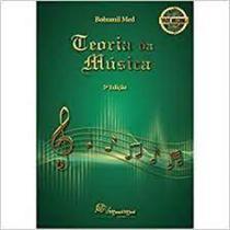 Teoria da música - 5s ediçao - vademecum da teoria musicalteoria da musica - Musimed -