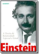Teoria da relatividade especial e geral , a - Contraponto -
