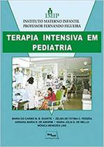 Terapia intensiva em pediatria - Medbook