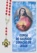 Terço coroa do sagrado coração de jesus - Fornecedor 3