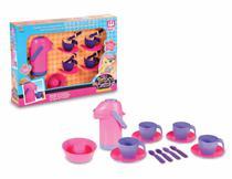 Térmica Brinquedo Eu Brinco de Casinha Café com Bolinho - Nig
