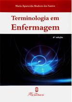 Terminologia em Enfermage 4 Edição - Editora martinari