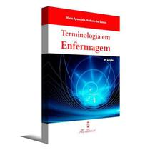 Terminologia Em Enfermagem - Editora martinari
