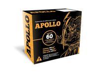Termogênico apollo 60 cápsulas - Pro star nutrition
