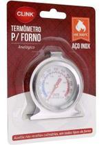 Termômetro Analógico Para Forno  Clink Ck2056 -