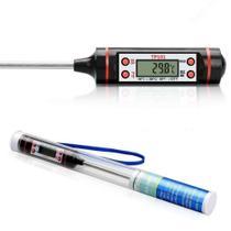 Termômetro culinário digital -50 a +300 - Jcm