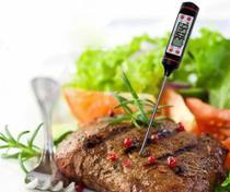 Termômetro Culinário Digital Espeto Alimento Cozinha - 123 Útil