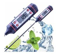 Termômetro Culinário Digital Espeto Alimento Cozinha - Clink