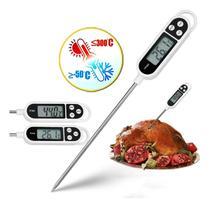 Termômetro Culinário Digital Espeto Alimento - Kasilar