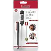 Termômetro Culinário Digital Para Cozinha TRMO-001 Hauskraft -