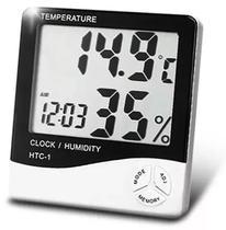 Termômetro de Máxima e Mínima com Higrômetro Htc-1 -