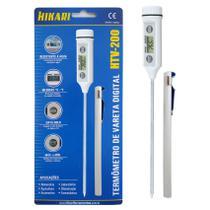 Termometro de vareta digital HTV-200 - Hikari