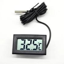 Termômetro Digital Externo Aquário Freezer Chocadeira Estufa - LCA
