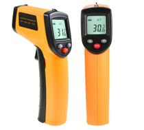 Termômetro Digital Industrial Infravermelho - Smart Tools