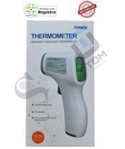 Termômetro Digital Infravermelho com ANVISA - Xiande -