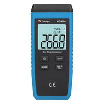 Termomêtro Digital Minipa Mt - 450a Termopar Tipo K/J Azul -