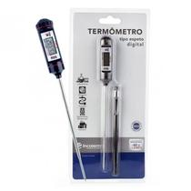 Termômetro Espeto Digital -45+230C - Incoterm