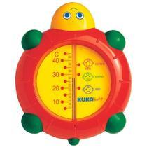 Termometro Kuka Para Banho Tartaruga Cod.7171 -