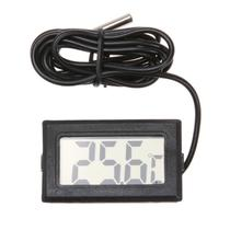 Termômetro Medidor De Temperatura Digital Com Sensor Externo - Lca