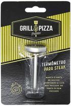 Termômetro para Carnes e Steaks em Inox PRANA -