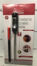 Termômetro WT-1 Culinário Digital Espeto Alimento Cozinha - Hauskraft