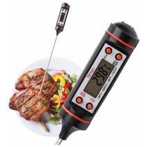 Termômetro Xt101 Culinário Digital Espeto Alimento Cozinha - Oem
