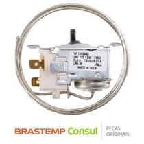 Termostato 120/240V TSV-2006-01 / W11082449 Refrigerador Brastemp / Consul BRB35P, BRD36C, BRD36D -